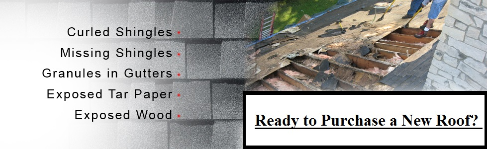 Ready to Purchase a New Roof?