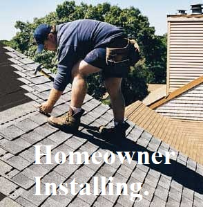 Does roofing your own house, save money?