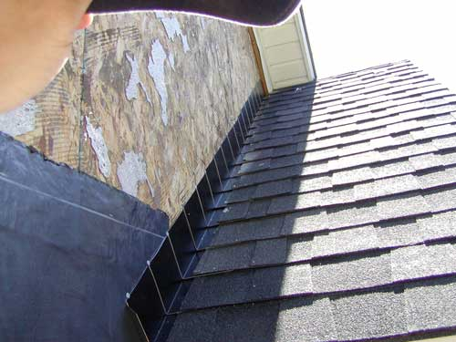 The importance of properly installed flashing