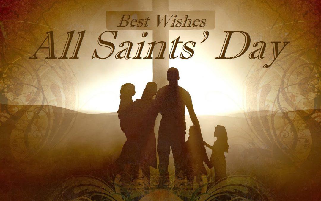 Enjoy All Saints Day