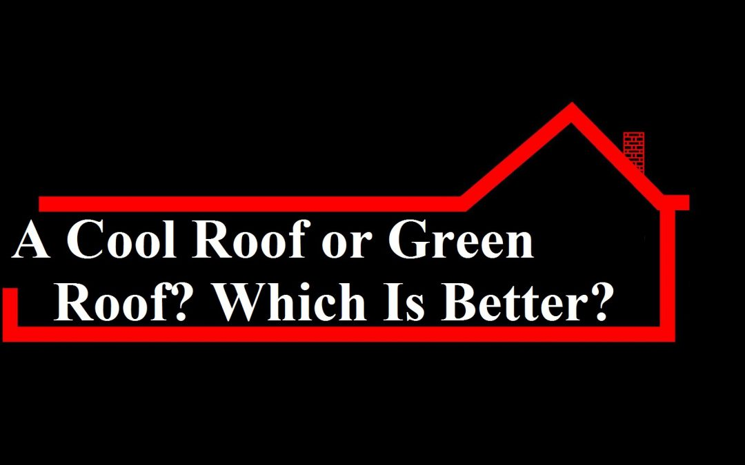 A Cool Roof or Green Roof? Which Is Better?