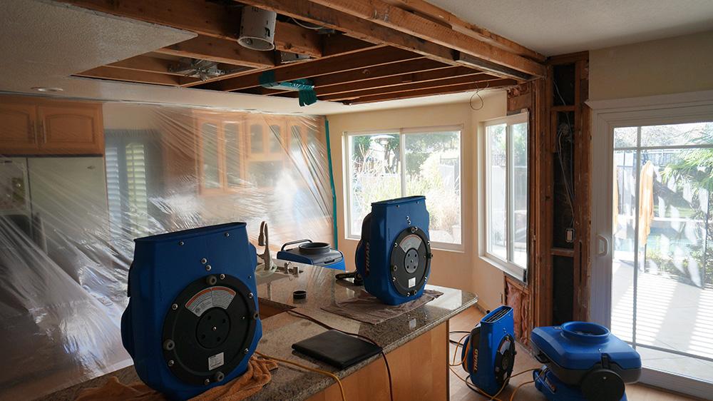 Water, Fire & Mold Restoration