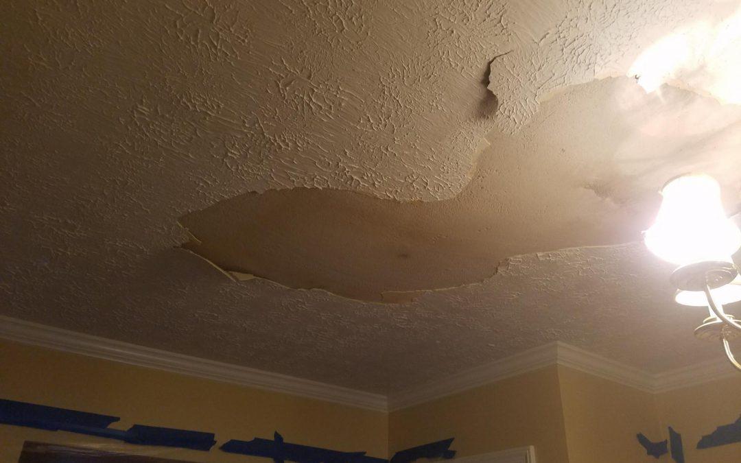 Ceiling Scrap