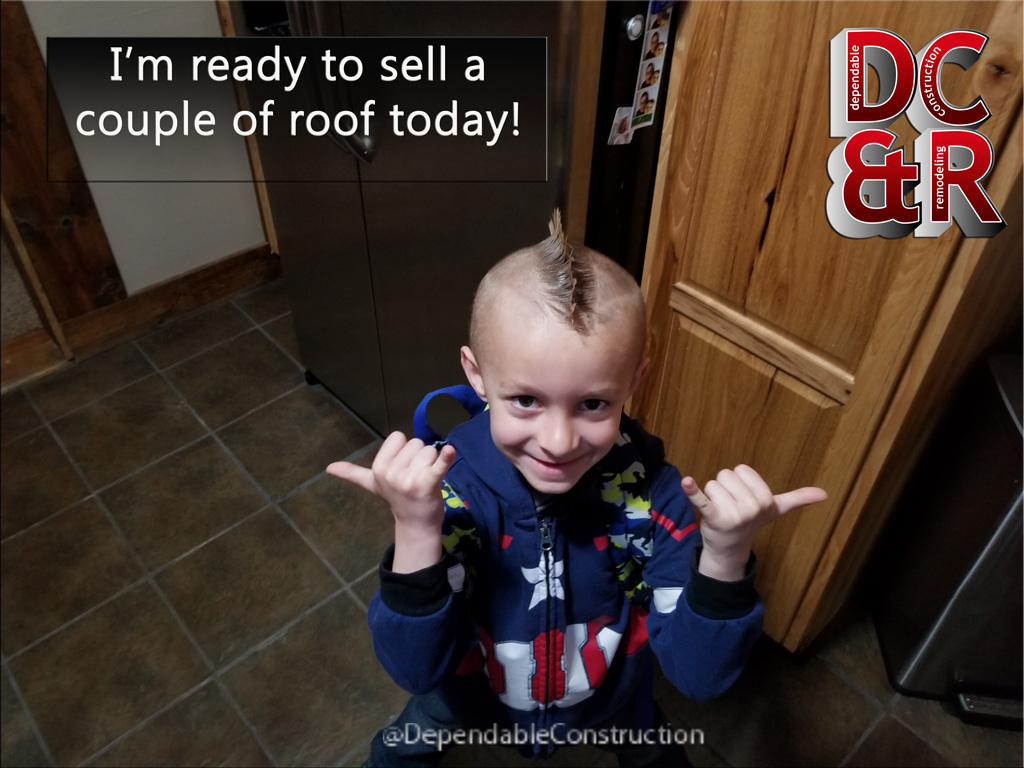 Sell Some Roofs