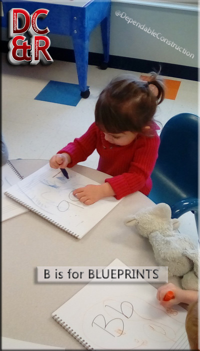 B is For Blueprints