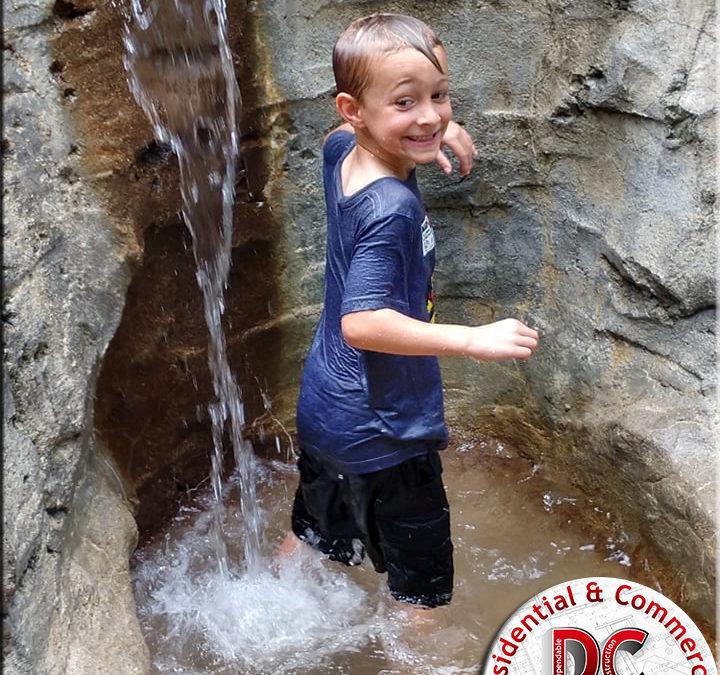 Waterfall Fun