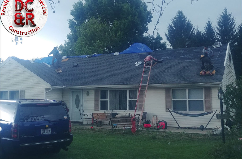 It's Roofing Time.