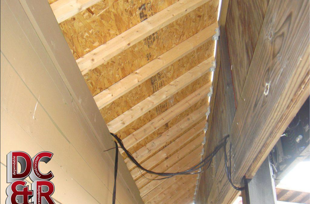 Overhang Built